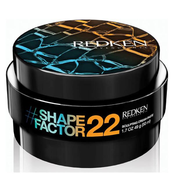 Redken Styling - Shape Factor 22 (Stylingcreme-Wachs) 50ml