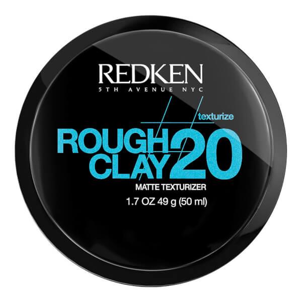 Argile de déconstruction mat Rough Clay Redken Styling (50ml)