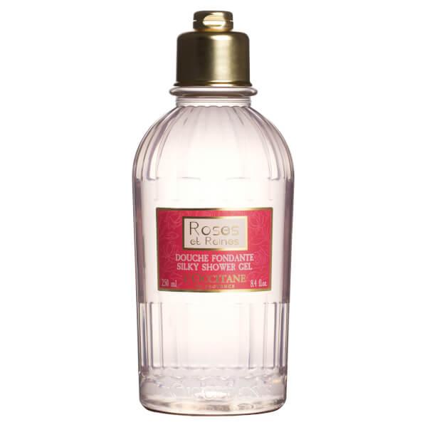 L'Occitane Rose ET Reines Shower Gel