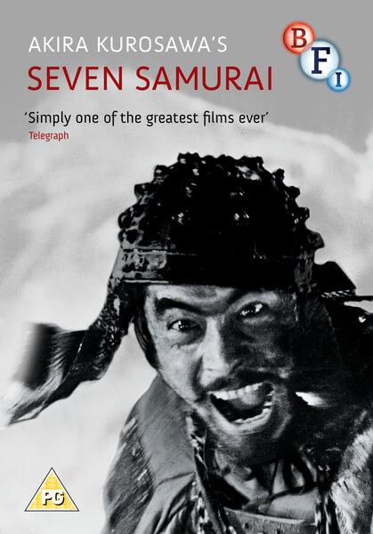 Seven Samurai - 60th Anniversary Edition