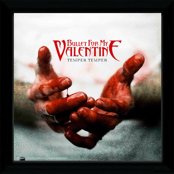 Bullet For My Valentine Temper - 12