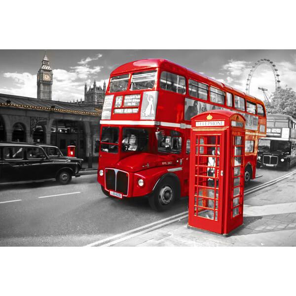 London Landmarks - Maxi Poster - 61 x 91.5cm