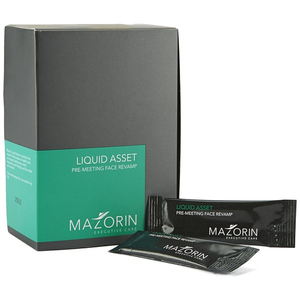 Mazorin Liquid Asset Pre-meeting Face Revamp (Face Gel/Tonic)