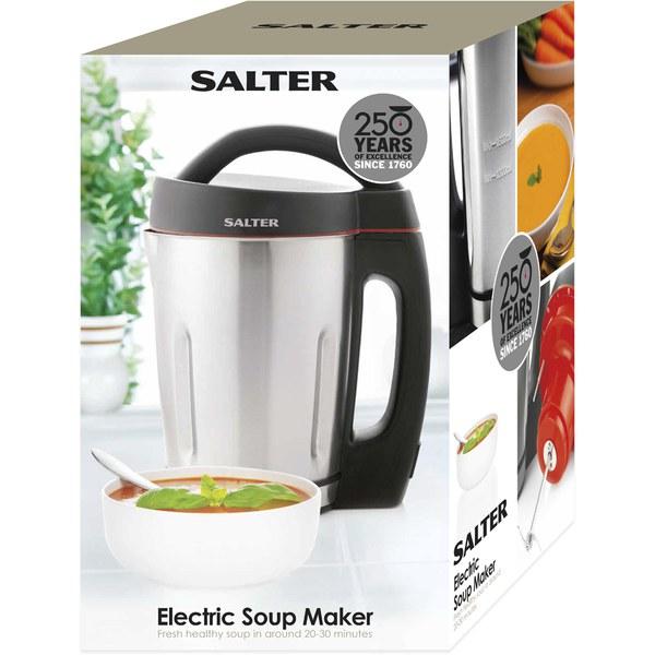salter ek1548 electric soup maker homeware zavvi. Black Bedroom Furniture Sets. Home Design Ideas