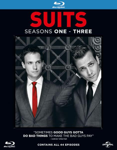 Suits - Seasons 1-3