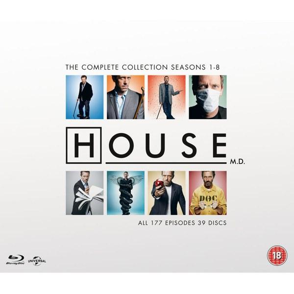 Dr House l'Intégrale -