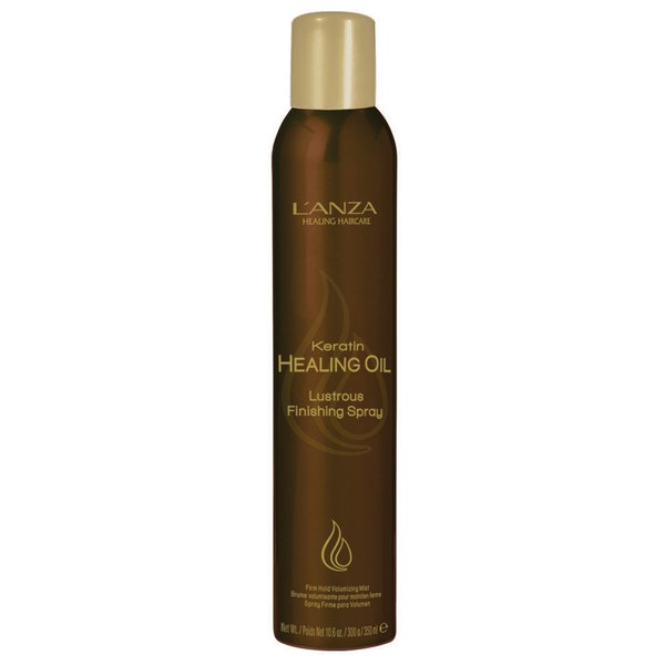 Spray de Finition Sublime L'Anza Keratin Healing Oil (300ml)