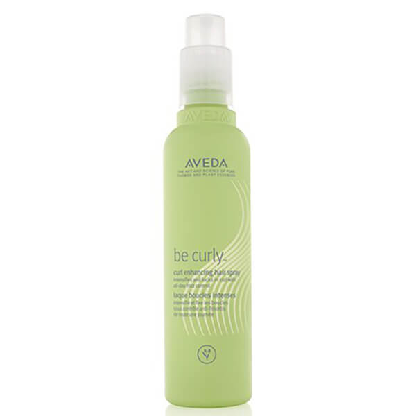 Aveda Be Curly laque boucles intenses