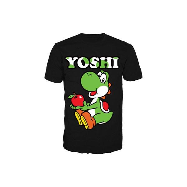 Yoshi - T-Shirt (Black)