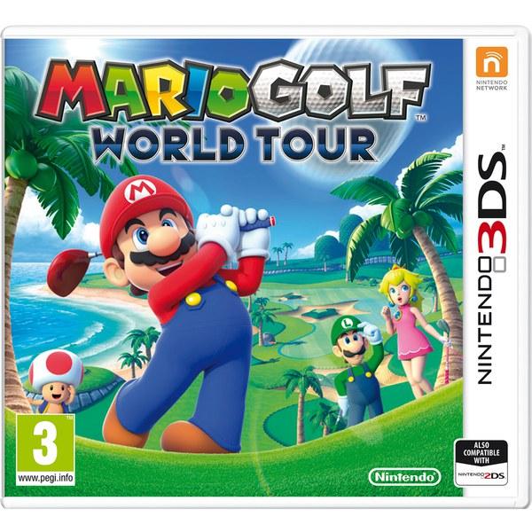 Mario Golf: World Tour - Digital Download