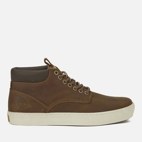4f31a24de16 Timberland Men s Earthkeepers Adventure Cupsole Chukka Boots - Red Brown  Oiled  Image 1