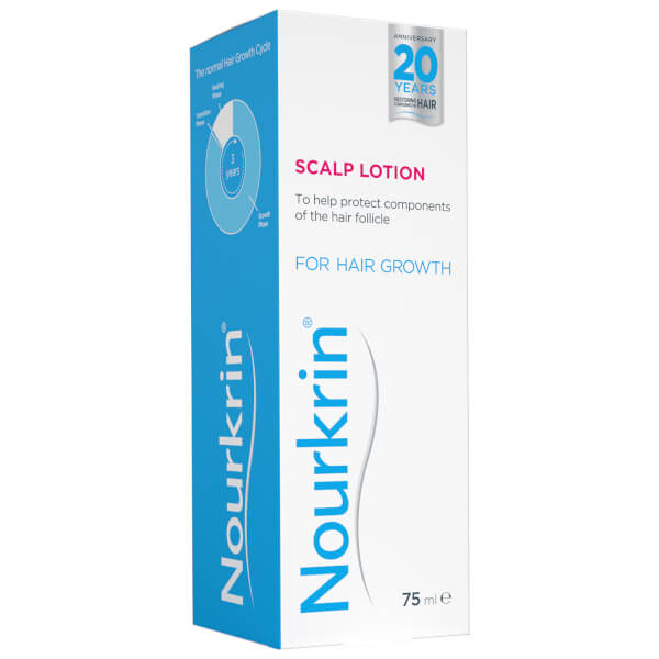 Nourkrin Scalp Lotion (75ml)