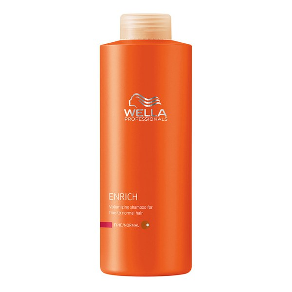 Wella Professionals Enrich Fine Shampoo 1000ml (Worth £38.80)