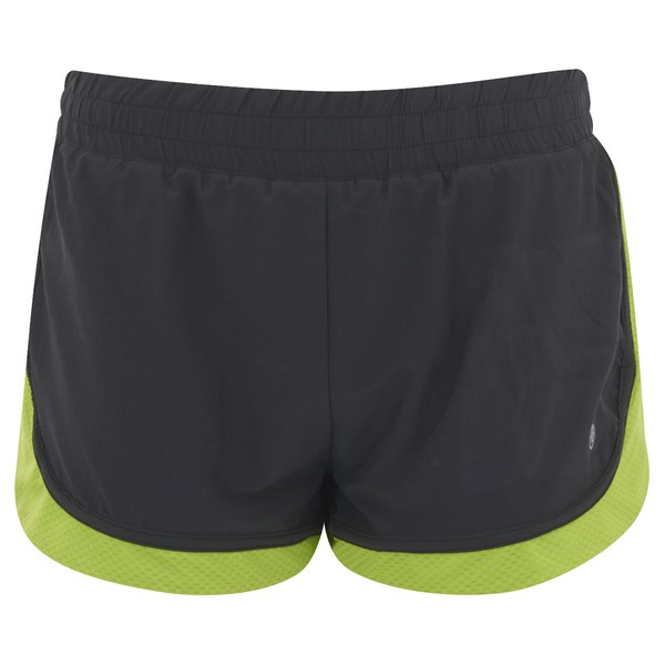 Short de Course LIJA Pursuit -Noir/Vert