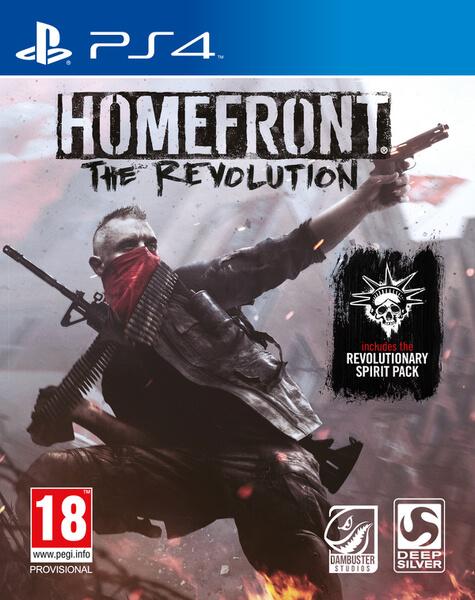 Homefront: The Revolution