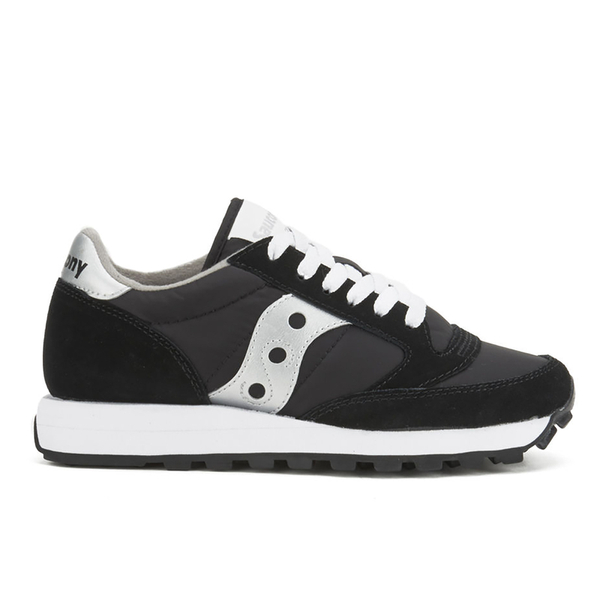 Saucony Women's Jazz Original Trainers - Black/Silver