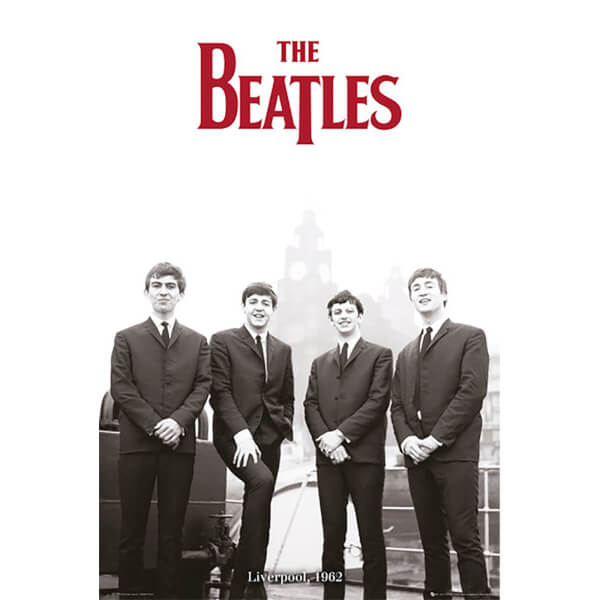 The Beatles Liverpool 62 - Maxi Poster - 61 x 91.5cm