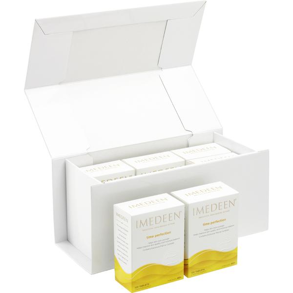 Time Perfection d'Imedeen (boîte de 12 mois) (valeur : 530,50€)
