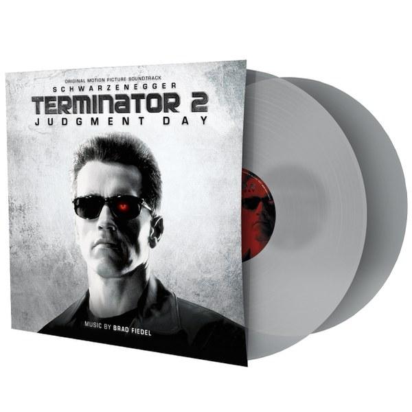 Terminator 2 Judgement Day Ost 2lp Zavvi Exclusive