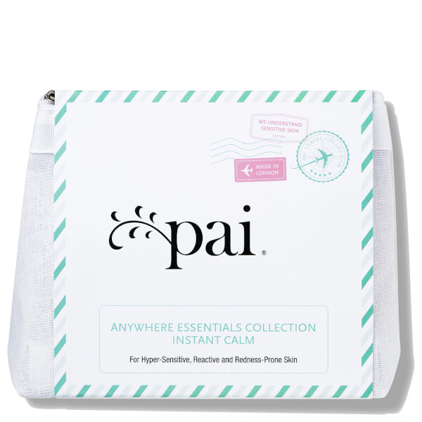 Pai Skincare Anywhere Essential Instant Calm Travel Collection