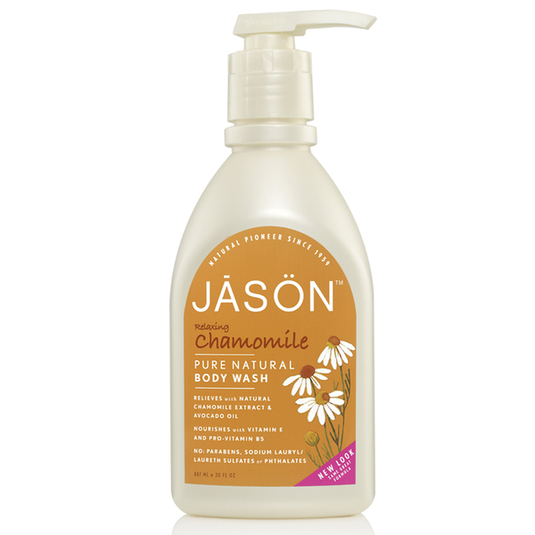 Relaxing Chamomile Body Wash de JASON 887ml