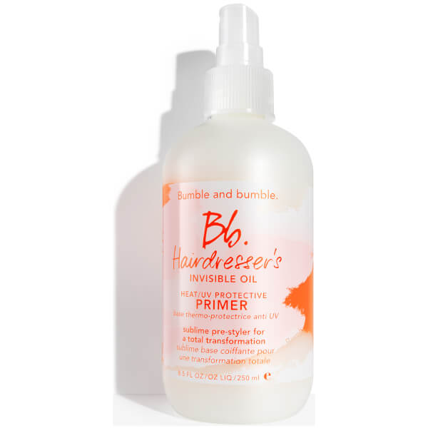 Base protectricecontre la chaleur/UVBumble and bumble Hairdressers Invisible Oil250ml