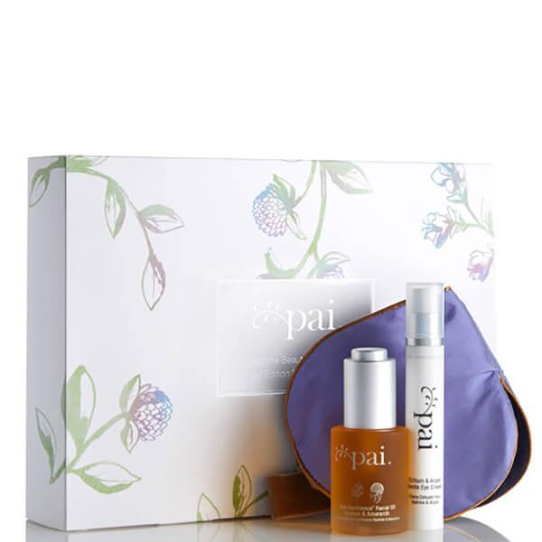 Pai Skincare Rejuvenating Eye Cream and Age Confidence Oil