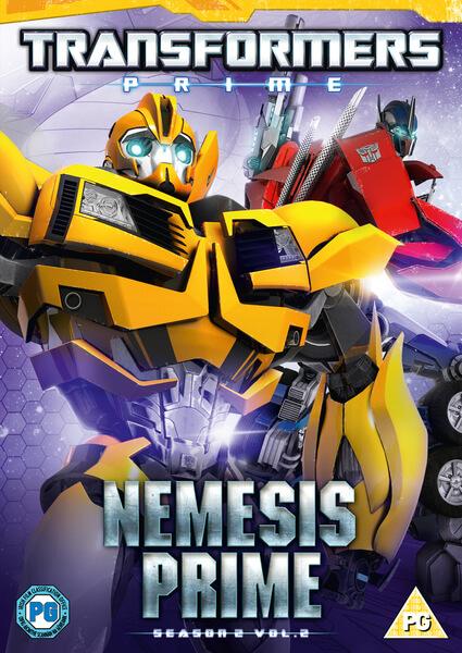 Transformers - Series 2: Volume 2 - Nemesis Prime Standard Edition