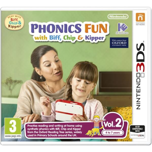 Phonics Fun with Biff, Chip & Kipper Vol. 2