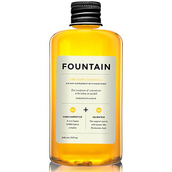 Fountain The Happy Molecule (240ml) complément alimentaire de beauté
