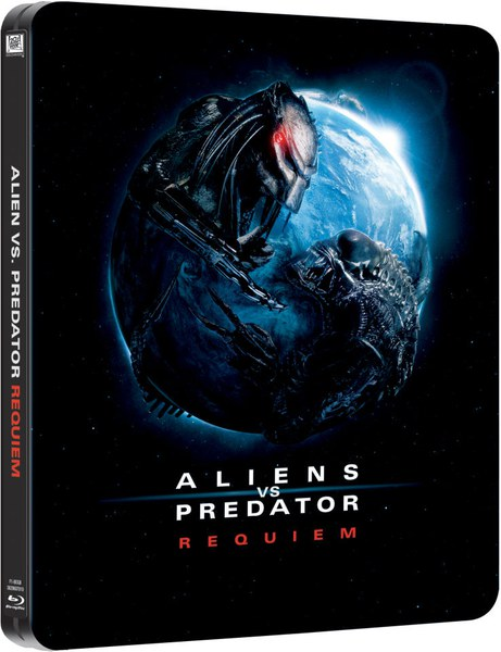 Alien Vs. Predator 2: Requiem - Steelbook Edition Limitée