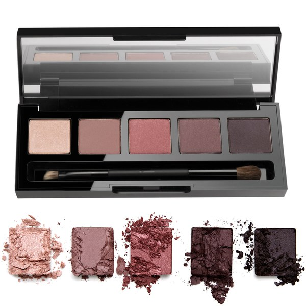 Paleta sombra de ojos HD Brows - Vamp