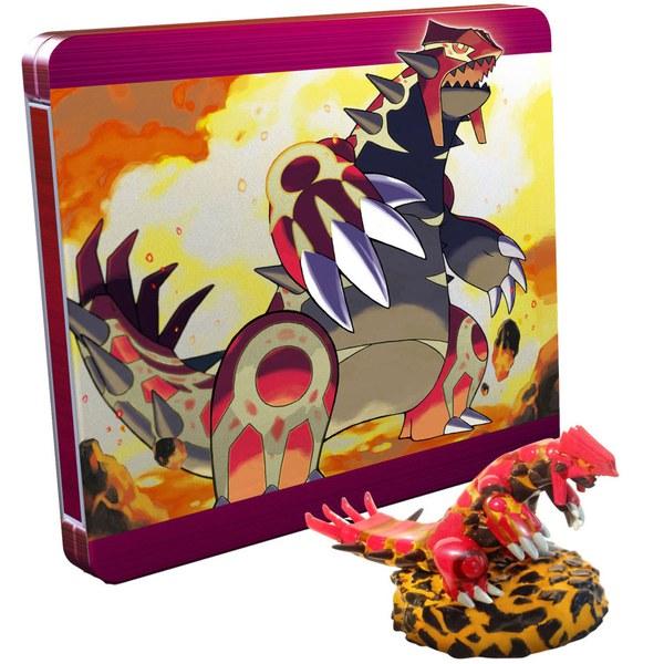 Pokémon Omega Ruby Steelbook