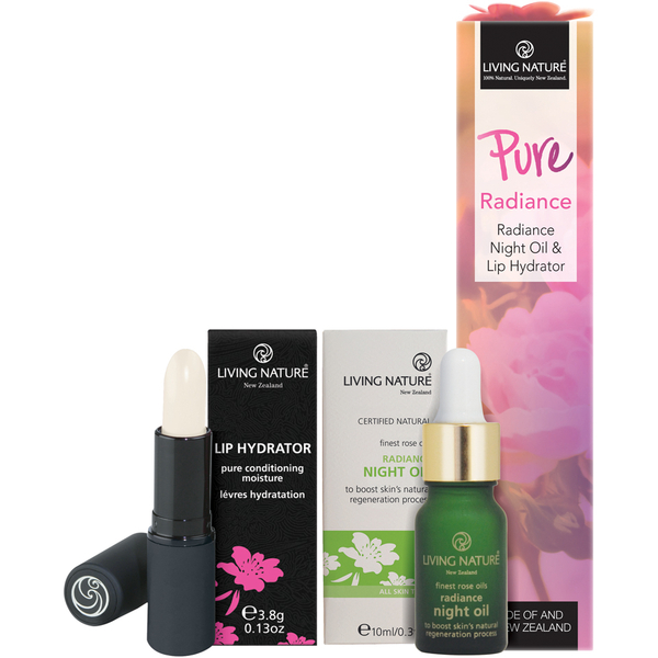 Living Nature Pure Radiance Christmas Set
