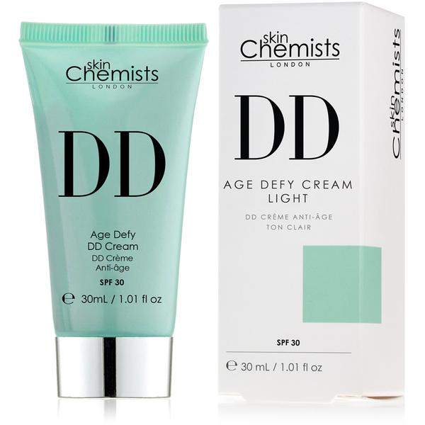 skinChemists Age Defying DD Cream with SPF 30 - Light (1 oz.)