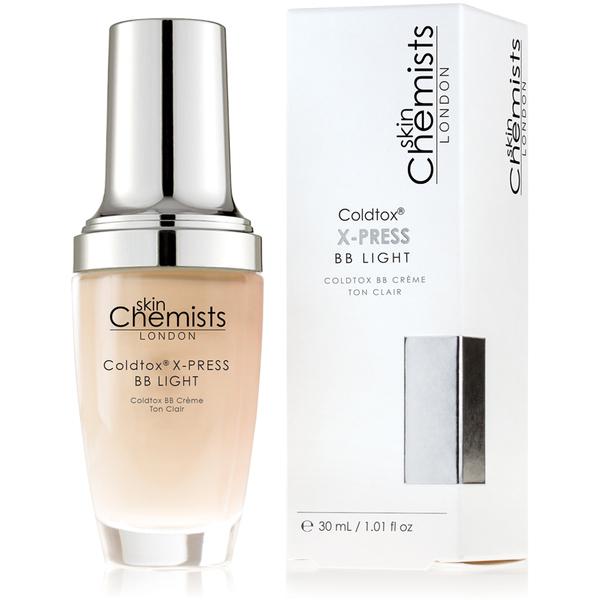 Skinchemists COLDTOX Crema BB Avanzada – Claro (30ml)
