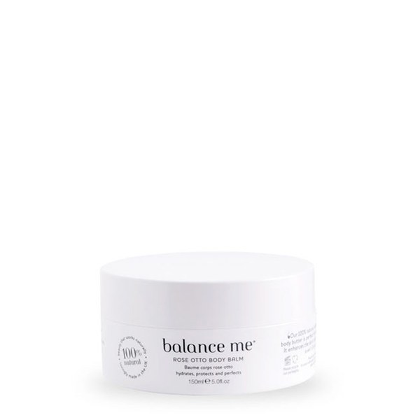 Balance Me Rose Otto Body Balm (150ml)