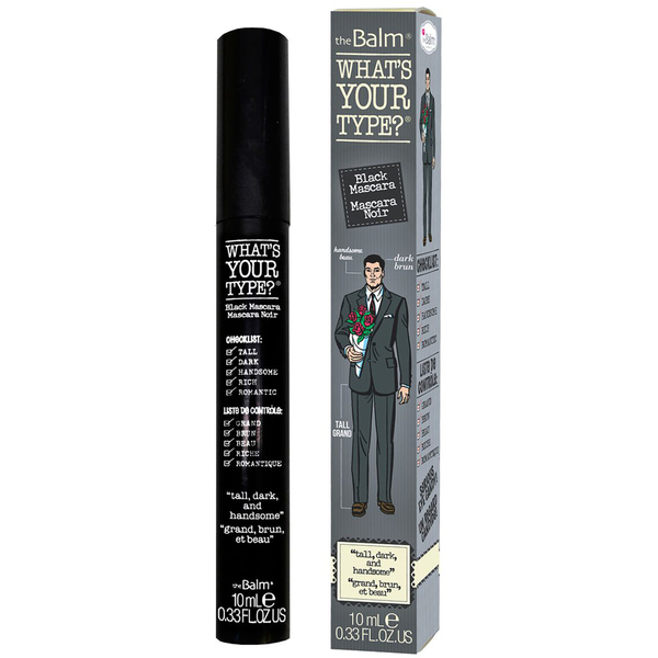 Mascara theBalm What's Your Type? Tall Dark and Handsome Mascara