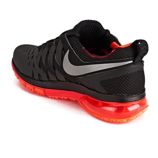 c25ee5e5ad7a Nike Men s Fingertrap Max NRG Training Shoes - Black Dark Grey Metallic   Image 5