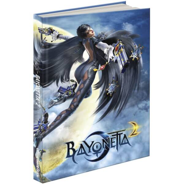 Bayonetta 2: Official Game Guide