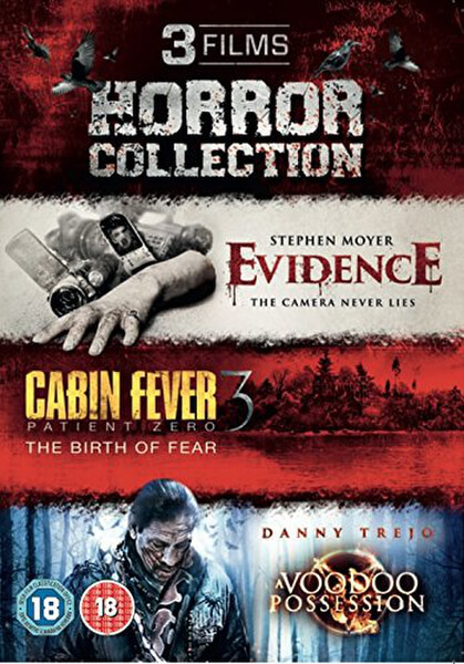 3 Film Horror Collection