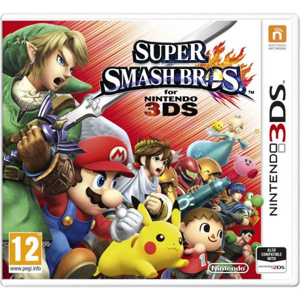 Super Smash Bros. for Nintendo 3DS - Digital Download