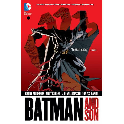 Batman and Son Paperback Graphic Novel