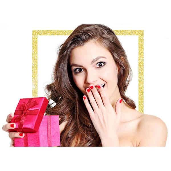 Caja de belleza Lookfantastic  febrero 2015 (valorada en 64€)