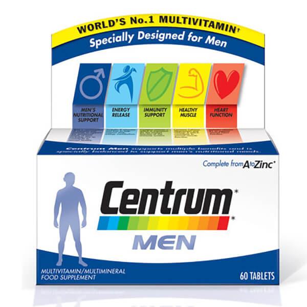 Centrum Men (60 tabletas)