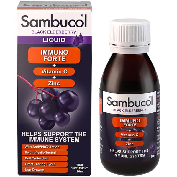 Sambucol Immuno Forte (4 oz)