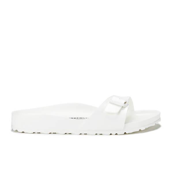 Birkenstock Women's Madrid Slim Fit Eva Single Strap Sandals - White