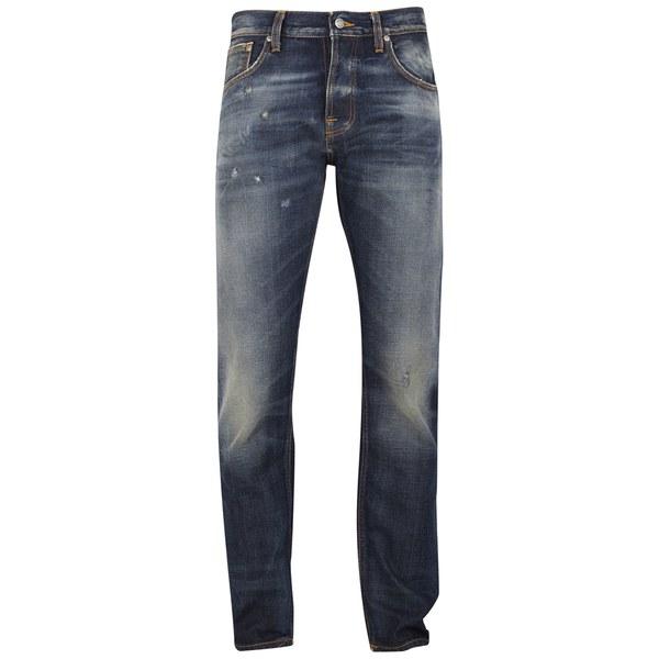 Nudie Jeans Men's Steady Eddie 'Regular Straight' Jeans - Mike Replica