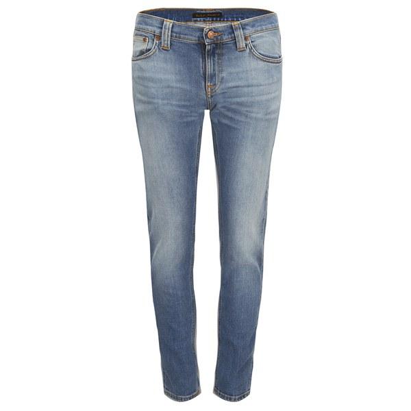 Nudie Jeans Womenu0026#39;s Tight Long John u0026#39;Super-Tight/Low-Waist ...