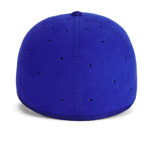 6c3e798c Christys' London Men's Perforated British Ball Cap - Blue: Image 3